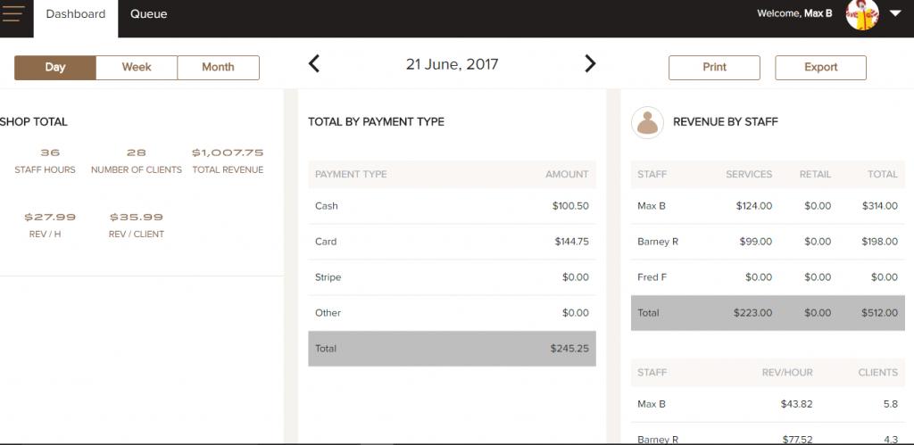SLIKR Release 1 8 Streamlined Payments SLIKR Barber and